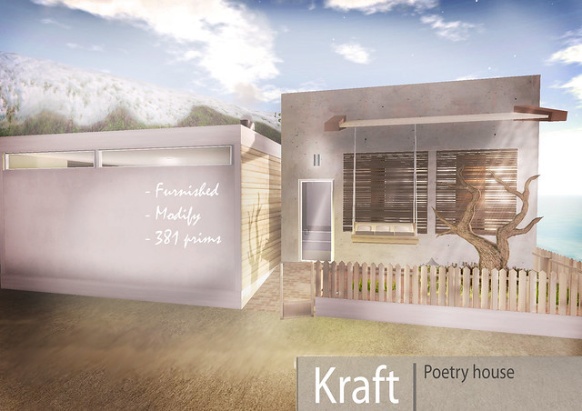 [Kraft] Poetry house