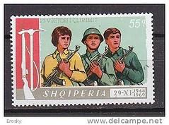 29 nëntor 1944-29 nëntor 1969. Vjetori i 25-të i çlirimit. 25ème anniversaire de la libération de l'Albanie. 25th anniversary of the liberation of Albania. (Only Tradition) Tags: al albania filatelia albanien shqiperi shqiperia albanija albanie shqip shqipëri ppsh shqipëria filateli shqipe arnavutluk hcpa philatélie albanië アルバニア 阿尔巴尼亚 gjuha албанија ألبانيا rpsh αλβανία rpssh албания 알바니아 阿爾巴尼亞 אלבניה ալբանիա آلبانی albānija албанія ალბანეთის