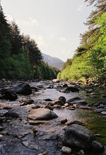 Aoos river