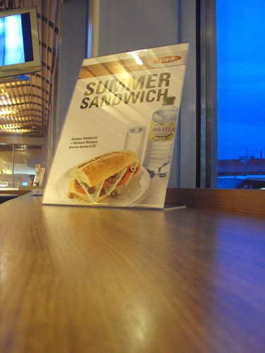 Preparation for Road trip: Budapest to Cologne, Summer Sandwich for breakfast