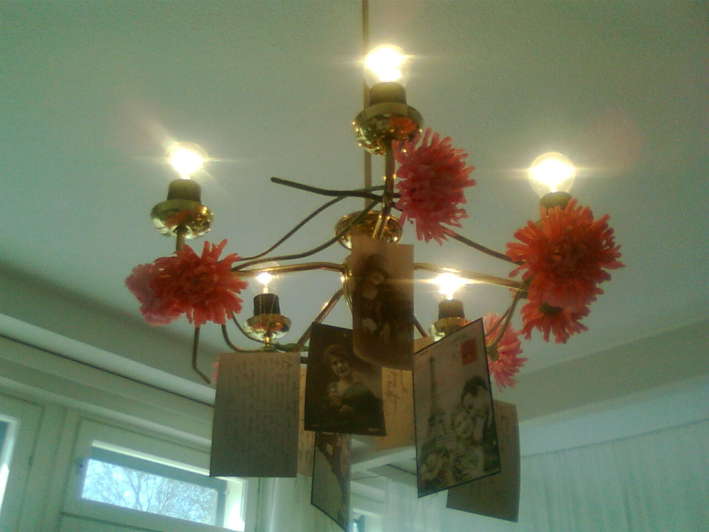 Summery Chandelier 2011