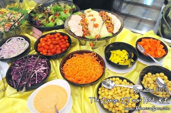 Ramadan buffet - GTower Hotel KL-15