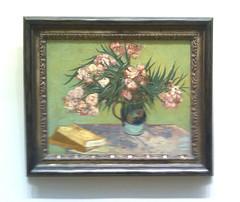 Metropolitan (AMTER) Tags: painting vincent vangogh metropolitanmuseumofart zola oleanders 1888