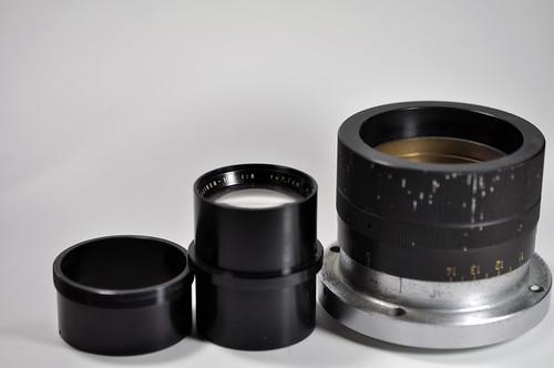 FUJINON-M 1:8 f-7.7cm