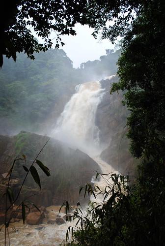 The Gude Falls