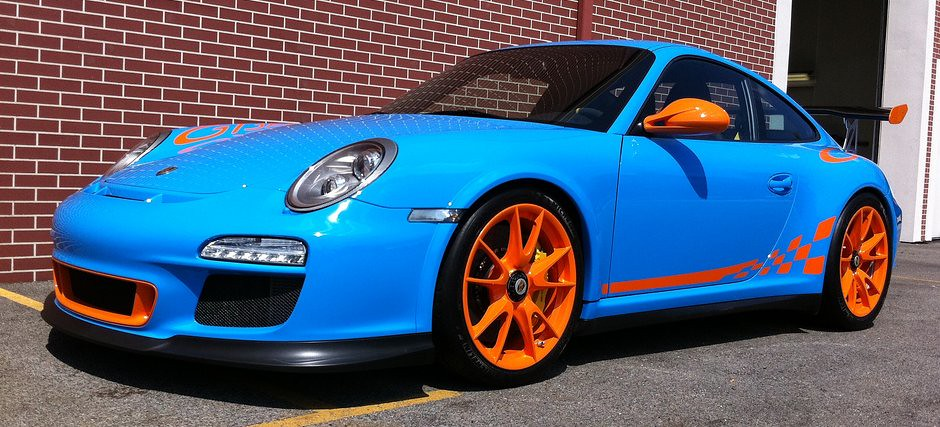 One Of A Kind New 2011 Mexico Blue Gt3 Rs Dzl Customization Package Teamspeed Com