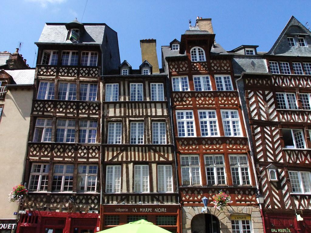 Place du Champ-Jaquet / Rennes