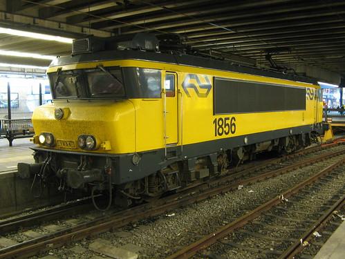 FS Class 1800 no. 1856, Den Haag Centraal