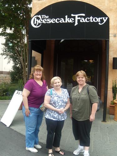 Me, Ellen, and Karen