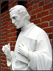 Pennsylvania ~ Pittsburgh Troy Hill (e r j k . a m e r j k a) Tags: sculpture church statue pittsburgh pennsylvania tribute allegheny troyhill upperohiovalley erjkprunczyk fatherneumann mostholynameofjesus