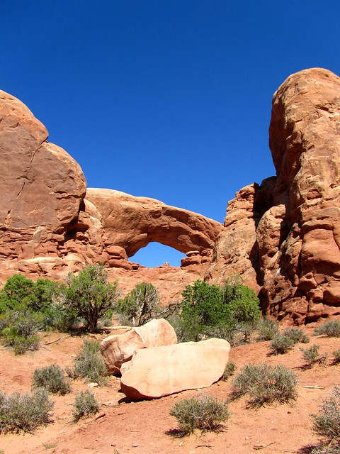 South Window, Arches National Park, Utah