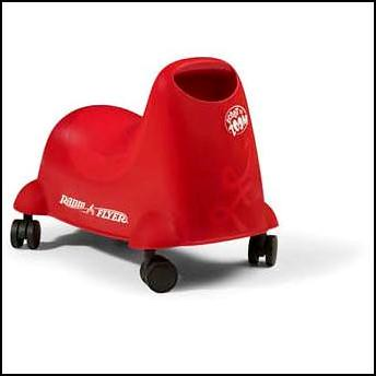 radio flyer riding toy