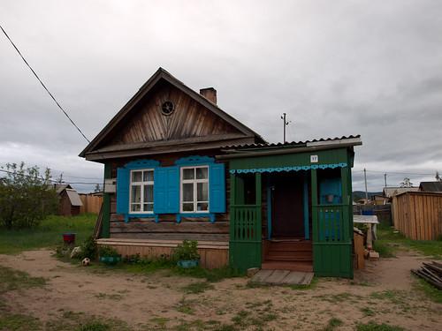 Baikal - casa
