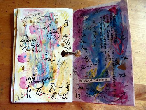 Nixnutz Büchlein Seite 12+13