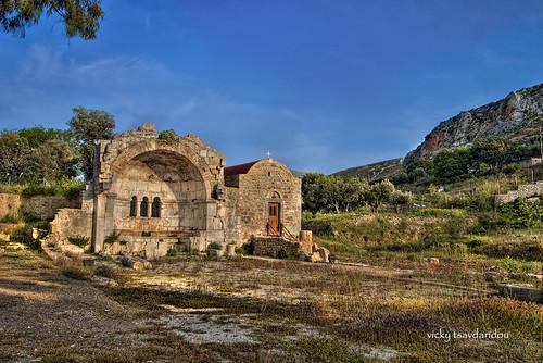 Jesus of Jerusalem -  Kalymnos by Vicky Tsavdaridou