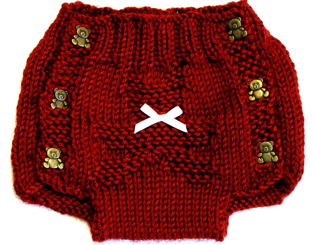 The worlds best photos of babies and knittingpatterns flickr diaper cover knitting pattern teddy bear easy care baby knits llc tags bankloansurffo Gallery