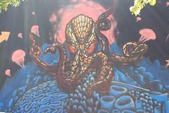 Billede 038 (Paradiso's) Tags: art wall copenhagen graffiti market kunst flea paradiso københavn muur kunstwerk vlooienmarkt plads rommelmarkt valby loppemarked væg artinthemaking kunstevent toftegårds kulturhusvalby