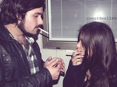 light my fire (coeurdesilex) Tags: light love fire us couple about cigarettes something
