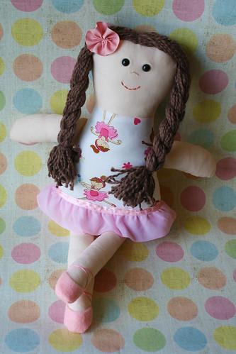 Amelie, la petite ballerine