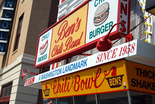 Weekend - Ben's Chili Bowl