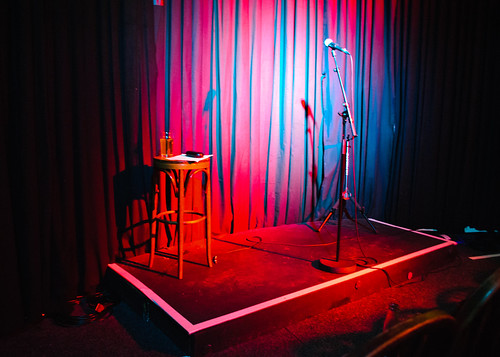The Stage by overseastom, on Flickr