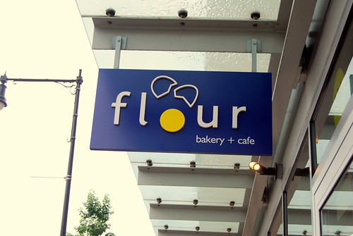 Flour - Outside Sign