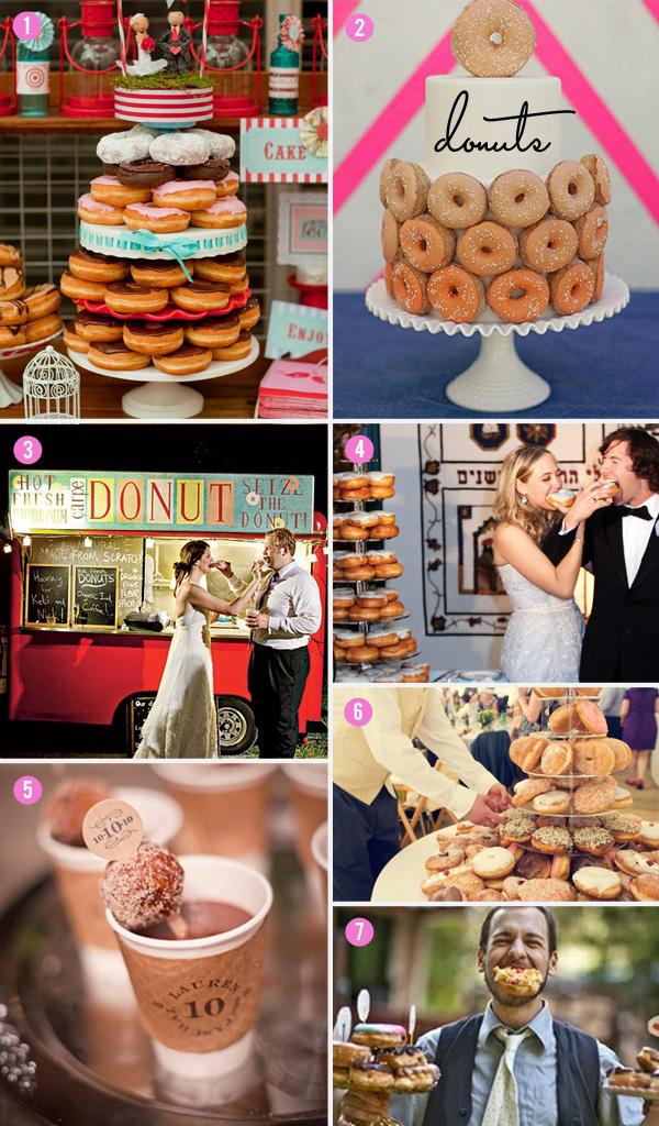 Omaha, Nebraska Wedding Planner inspired_donuts