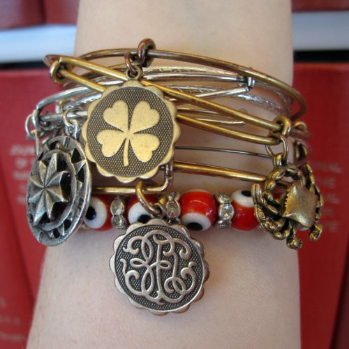 8.23.11 alex and ani bangles