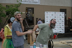 3rd Annual Ohio Tool Racing Championships - 8/20/11 (ColumbusIdeaFoundry) Tags: powertool toolrace ideafoundry columbusideafoundry toolracing