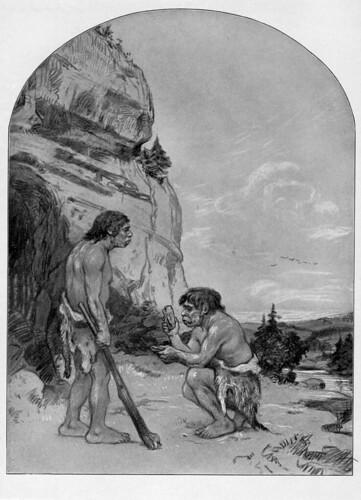knight-neandertals-osborn-1911