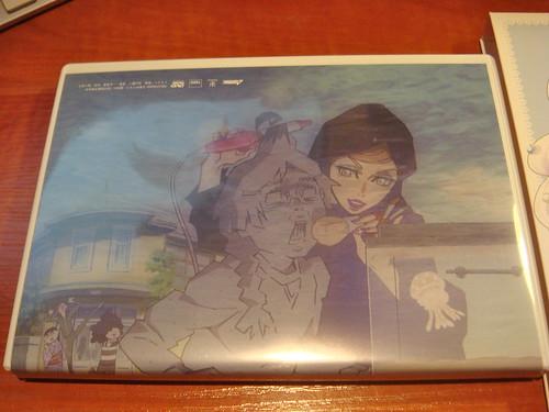 Kuragehime Vol. 2 DVD Limited Edition.
