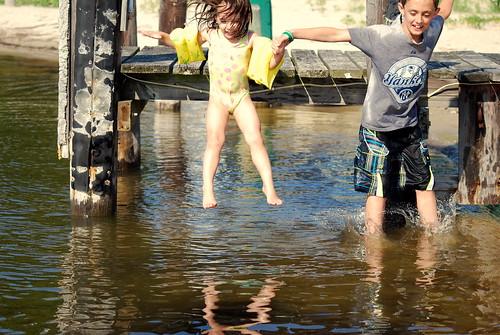 Summer - Mid-Jump