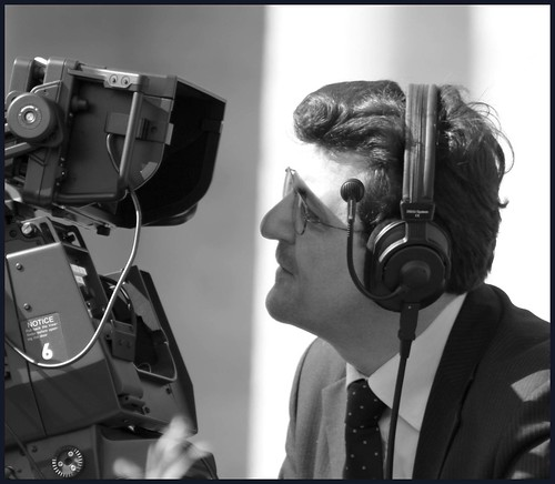 cameraman by hans van egdom