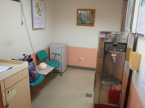 關渡醫院集乳室