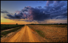 Clay Road Sunset (Marvin Foran Photography) Tags: sunset georgia dramatic southgeorgia cloudformations ruralfarms canon2470l gradycounty clayroads cairogeorgia canon5dmarkii