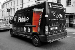 Piddle (RabbitStu77) Tags: beer brewery dorset van dorchester piddle