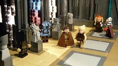 Jedi archive's (Legoagogo) Tags: england temple star starwars jedi wars chichester afol obionekenobi legoagogo