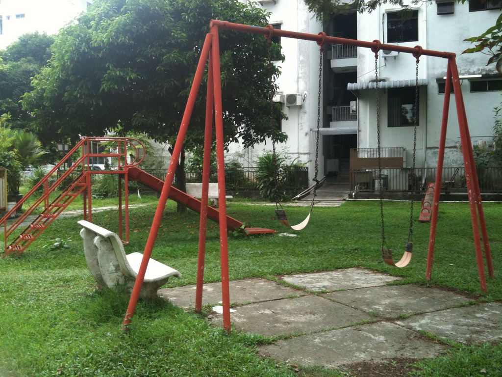Playgrounds For The Kids