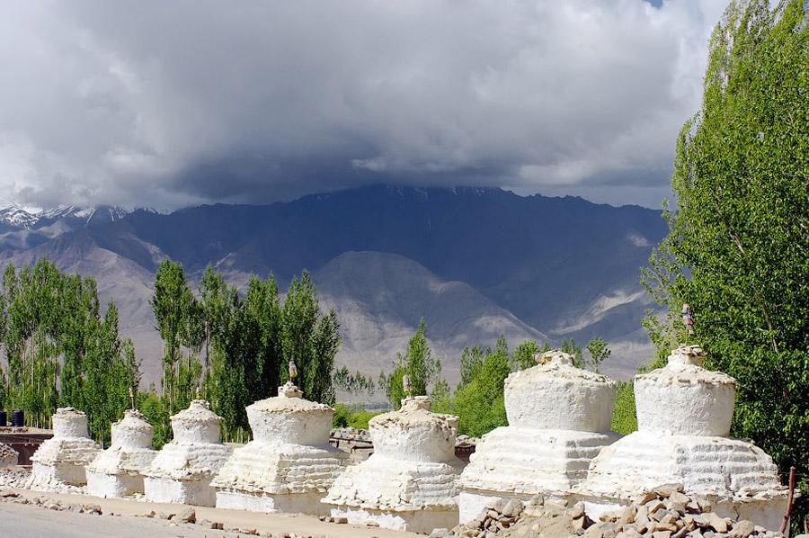 Лех и окрестности. Монастыри Ладакха