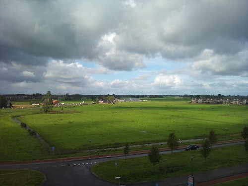 Green fields and grey skies by XPeria2Day