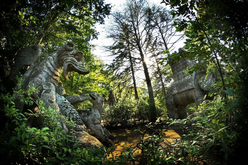 Parque Monstruos Italia