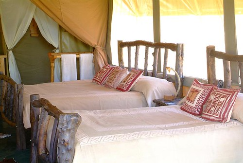 Mara Porini Guest Tent
