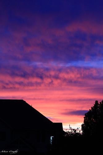 August 2011 Sunset