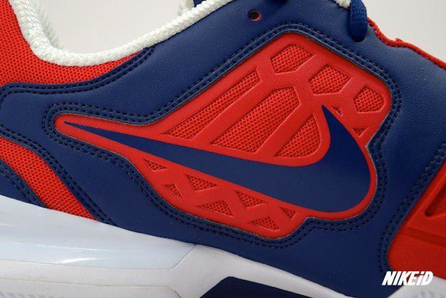 2011 US Open: Tomas Berdych Nike shoes