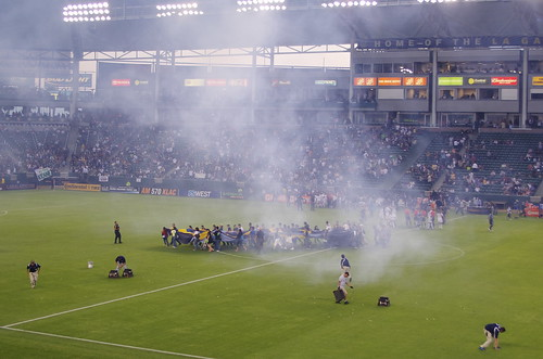 K-5試拍-Pasadena舊城 + 8/20 Galaxy vs Earthquakes@Homedepot center