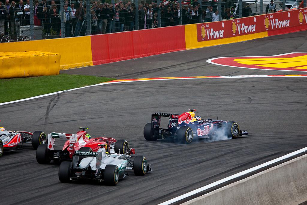 Formula One: Sebastian Vettel