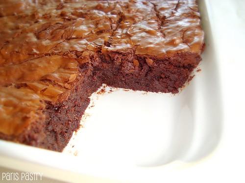 希思® Toffee Brownies