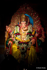 Ganpati Festival - 2011 (iamShishir) Tags: india ganesh maharashtra mumbai chaturthi ganpati 2011 kurla ganeshchaturthi nehrunagar
