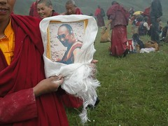 Tibetans celebrate Dalai Lama's Birthday in Tawu