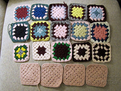 Project Granny Square #5